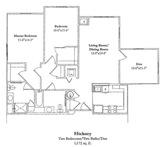 Hickory Grove Apartments: Senior Apartment Community In Bowie, MD
